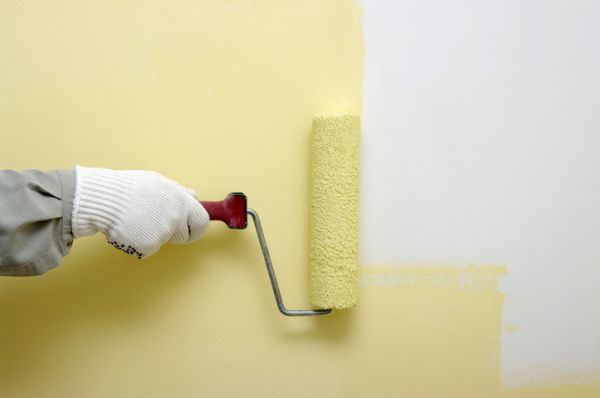 commercial paint services
